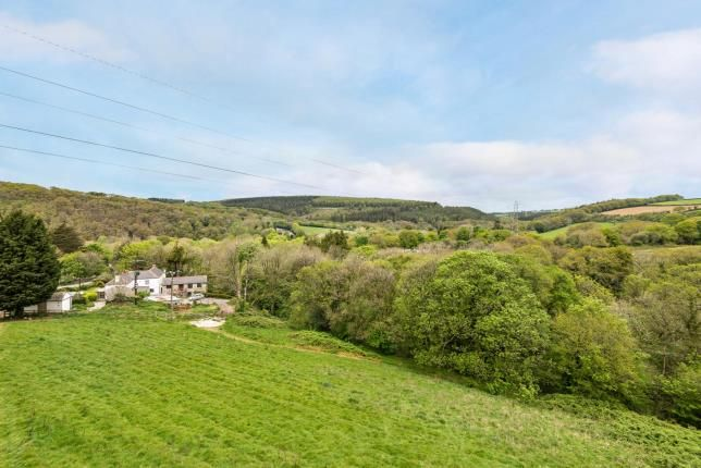 Thumbnail Detached house for sale in Dunmere, Bodmin, Cornwall