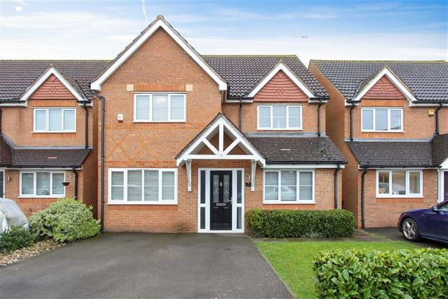 Thumbnail Detached house for sale in Moorhouse Way, Leighton Buzzard