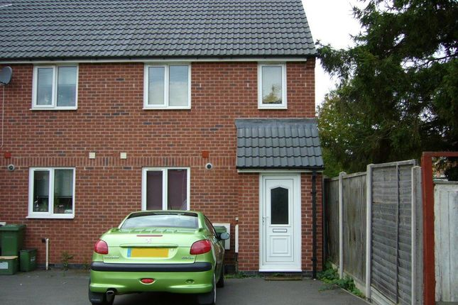 Thumbnail Property to rent in Westover Road, Braunstone, Leicester
