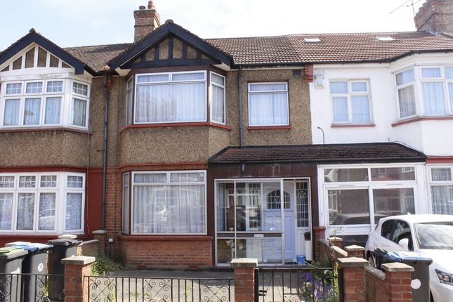 Thumbnail Terraced house for sale in Kenmare Gardens, Palmers Green