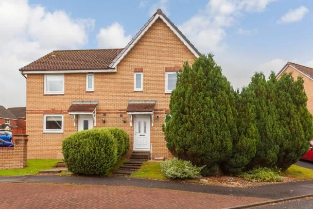 Thumbnail Semi-detached house for sale in Swallow Crescent, Inverkip, Inverclyde