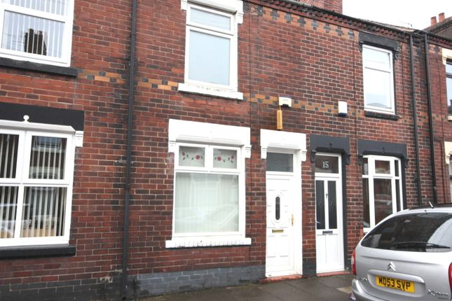 Thumbnail Terraced house for sale in Clanway Street, Tunstall, Stoke-On-Trent
