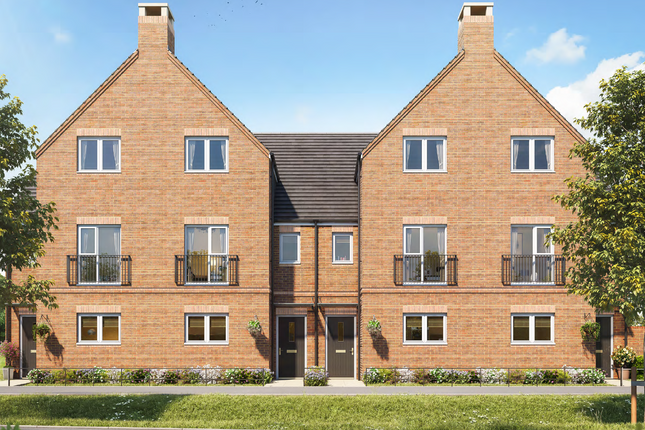 Terraced house for sale in Morse Road, Winchester