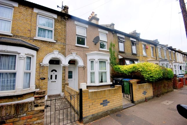 Thumbnail Terraced house to rent in Cheney's Road, Leytonstone