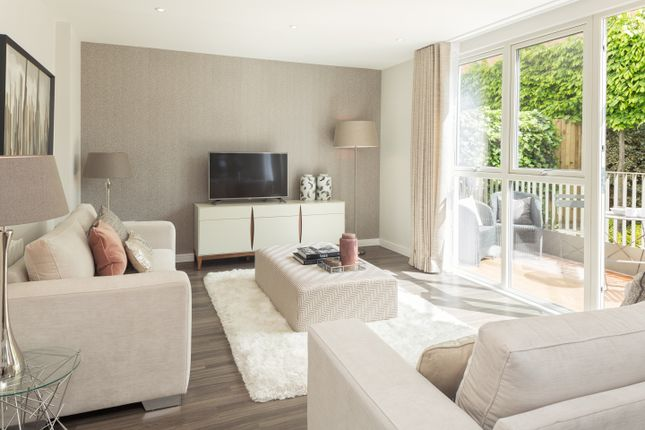 Thumbnail Flat for sale in Plot 205, West Park Gate, Acton Gardens, Bollo Lane, Acton, London