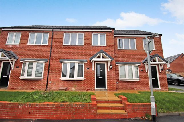 3 bed town house to rent in Woodland Street, Biddulph, Stoke-On-Trent ST8