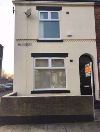 Thumbnail Shared accommodation to rent in Milford Street, Salford