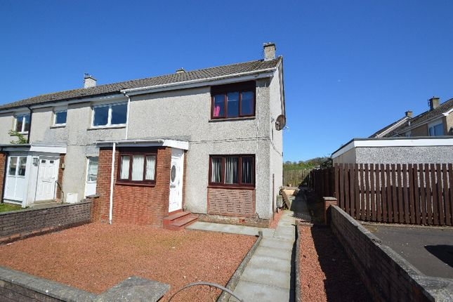 Thumbnail Terraced house for sale in Arcon Avenue, Mossblown, South Ayrshire