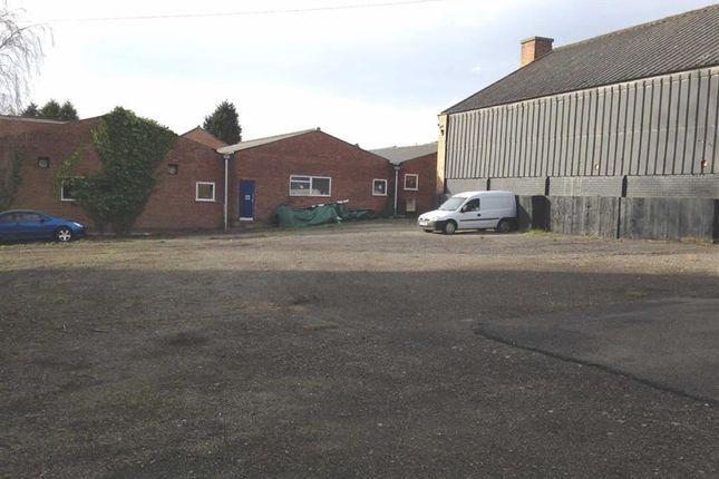 Land to rent in Dawsons Lane, Barwell