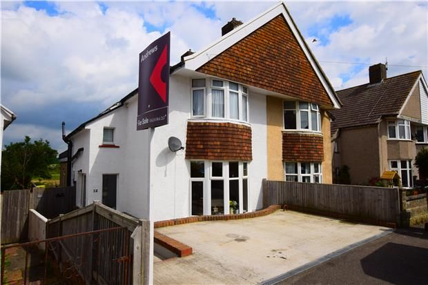 Thumbnail Semi-detached house for sale in Bexleigh Avenue, St Leonards-On-Sea, East Sussex