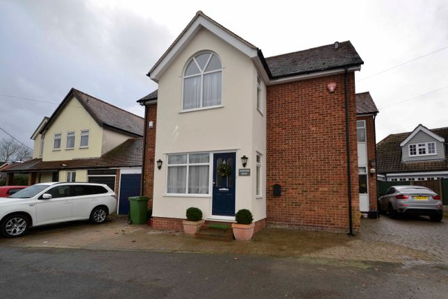 Thumbnail Flat for sale in Nine Ashes Road, Blackmore, Ingatestone