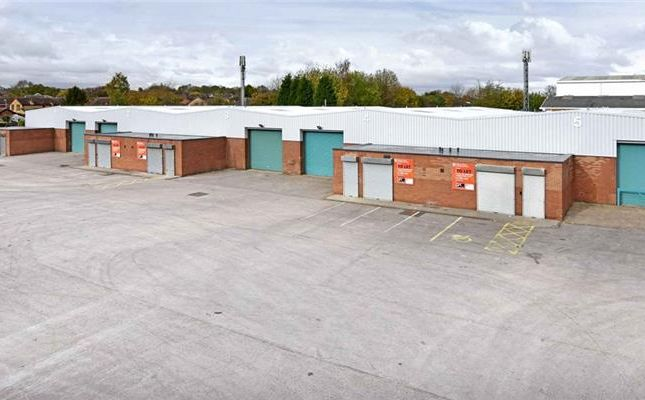 Light industrial to let in Unit 8 & 9, Ripley Close, Normanton Industrial Estate, Normanton, West Yorkshire