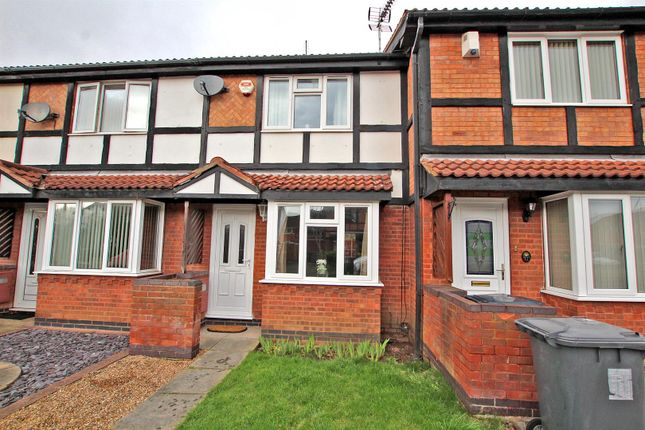 Front of Tudor Close, Colwick, Nottingham NG4
