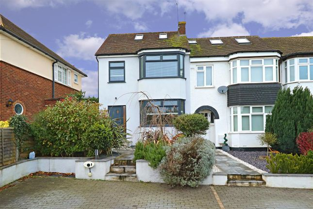 End terrace house for sale in Newcome Road, Shenley, Radlett