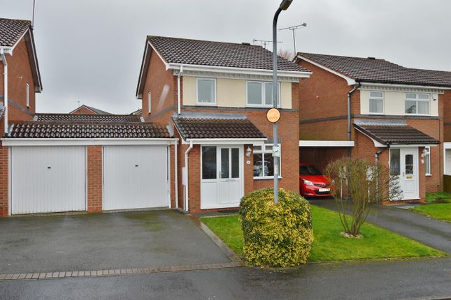 Thumbnail Property for sale in Woodstock Drive, Huntington, Cannock