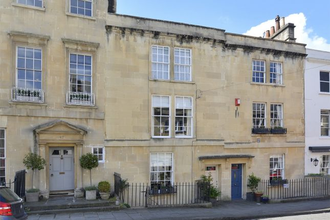Thumbnail Town house for sale in Rivers Street, Bath
