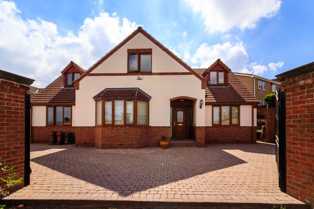 Thumbnail Detached bungalow for sale in Wood View Lane, Barnsley