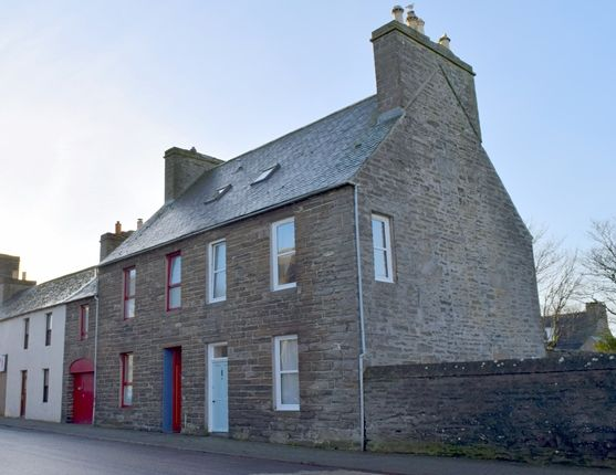 Thumbnail End terrace house for sale in Dempster Street, Wick
