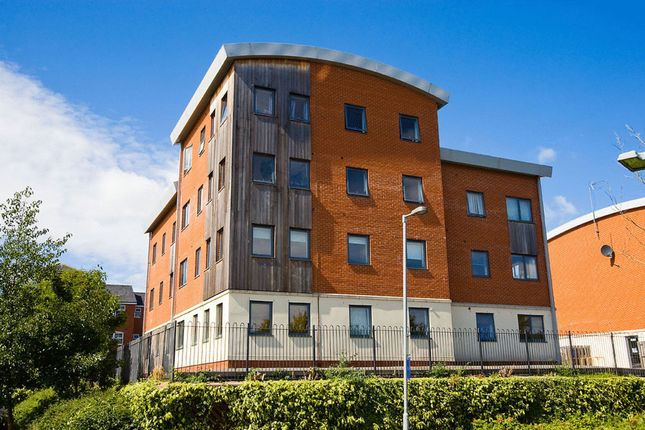 Thumbnail Flat for sale in Pomona Place, Whitecross, Hereford