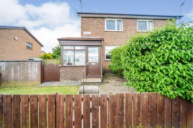 Thumbnail Semi-detached house for sale in Double Hedges Road, Edinburgh