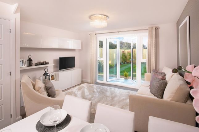 """Thumbnail Terraced house for sale in """"Stambourne"""" at Sutton Way, Whitby, Ellesmere Port"""