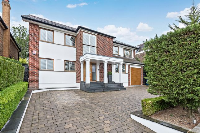 Thumbnail Detached house for sale in Church Mount, London