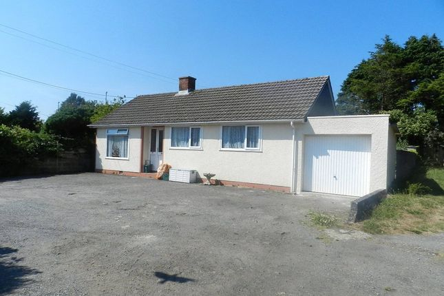 Thumbnail Detached bungalow to rent in Haven Road, Haverfordwest, Pembrokeshire