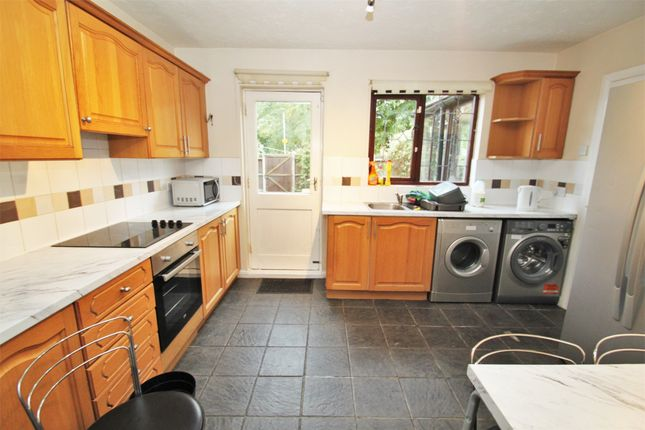 Thumbnail Terraced house to rent in Robins Close, Uxbridge, Middlesex