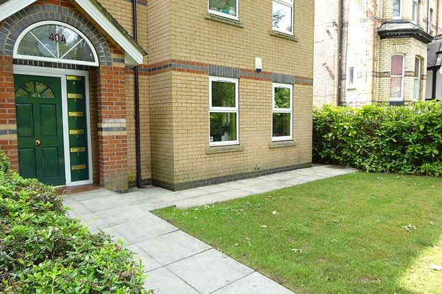 Front Garden of 40A, Demesne Road, Whalley Range, Manchester. M16