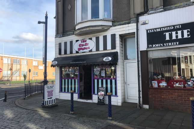 Thumbnail Retail premises to let in Lock-Up Retail Unit, 79B John Street, Porthcawl