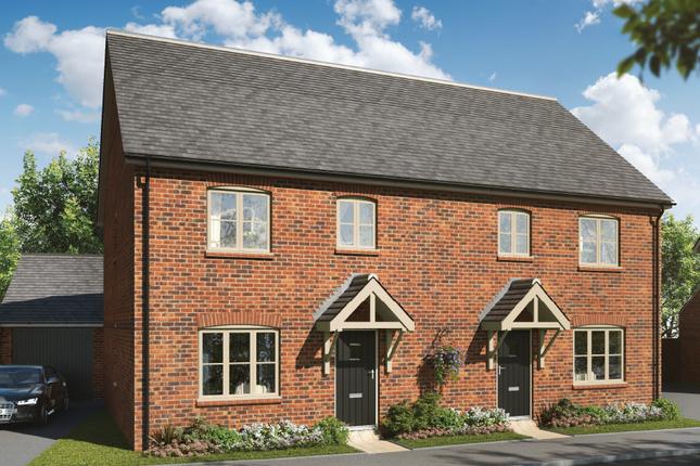 Thumbnail Semi-detached house for sale in The Wendover, Estone Grange, Chapel Drive, Aston Clinton