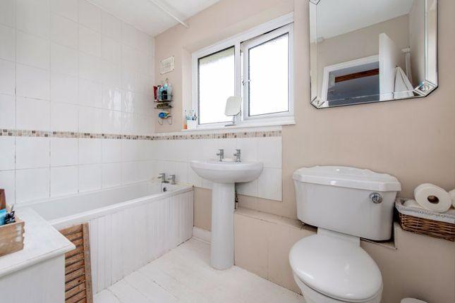 Bathroom of The Gardens, Sand Street, Milverton, Taunton TA4