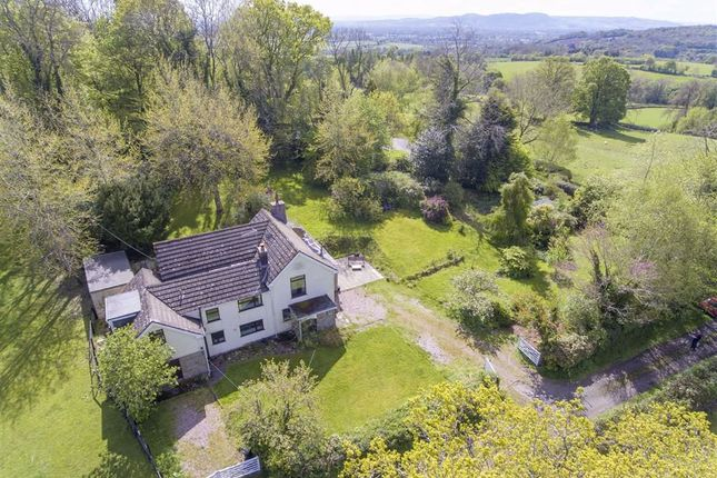 Thumbnail Detached house for sale in Sweeney, Oswestry
