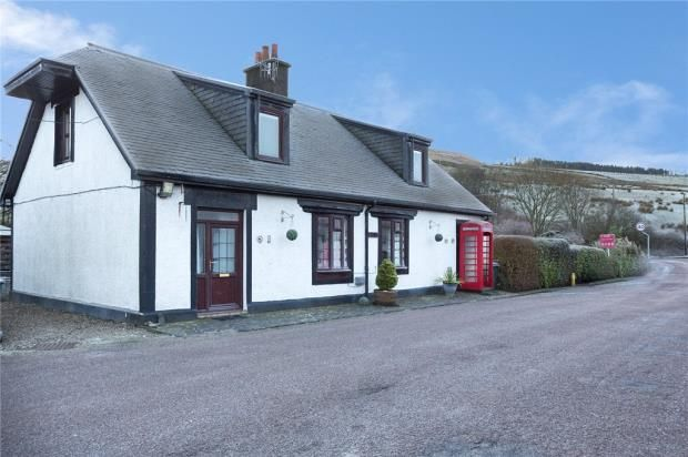 Thumbnail Detached house for sale in The Old Post Office, Clachan, Tarbert, Argyll And Bute