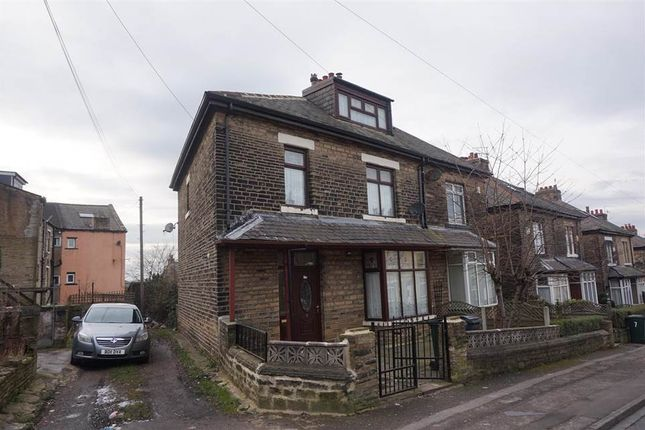 Thumbnail Semi-detached house to rent in Wightman Terrace, Bradford