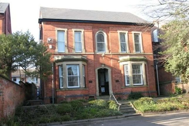Serviced office to let in Anderson House, Nottingham