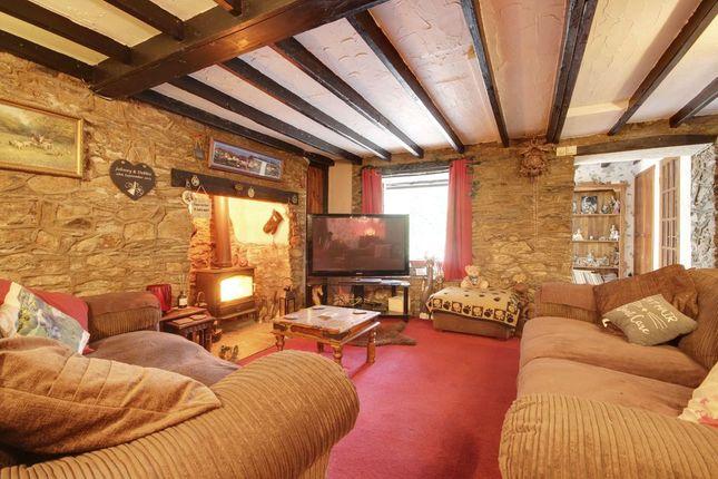 Living Room of Park Lane, Combe Martin, Ilfracombe EX34