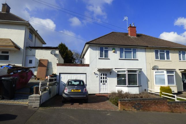 3 bed semi-detached house to rent in Warmington Road, Bristol