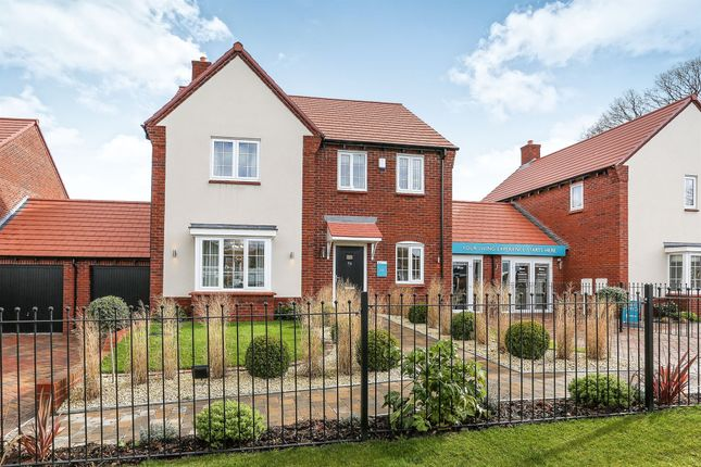 Thumbnail Detached house for sale in Chelmsley Lane, Marston Green, Birmingham