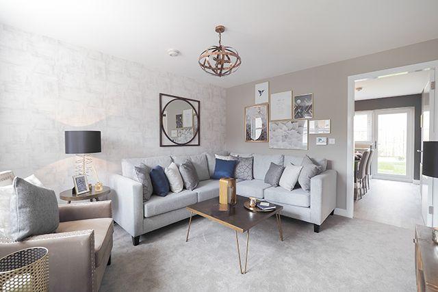 4 bedroom town house for sale in Ellerslie Drive, Kilmarnock, Ayrshire East