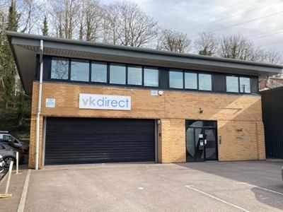 Thumbnail Light industrial to let in Unit G, Upper Boat Business Centre, Treforest