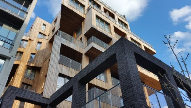 Thumbnail Flat for sale in The Cube, Banyan Wharf, 17-21 Wenlock Road, Shoreditch, London