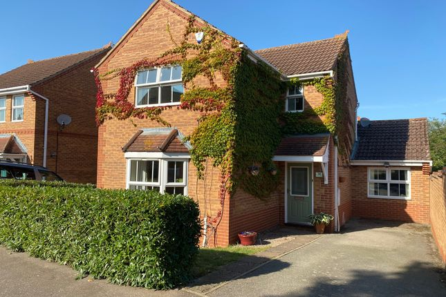 Thumbnail Detached house for sale in Henley Way, Ely