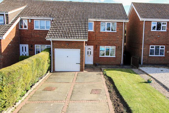 4 bed semi-detached house for sale in Kishorn Court, Immingham, North East Lincolnshire DN40