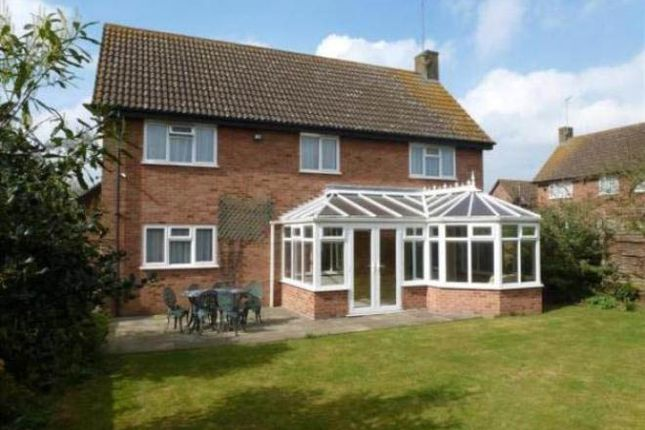 Thumbnail Detached house for sale in Lakeside, Werrington