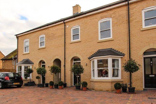 Thumbnail Terraced house for sale in White Hart Lane Steeple Mews, Soham, Cambridgeshire