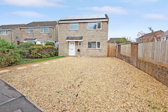 Thumbnail Detached house for sale in Wiltshire Drive, Trowbridge, Wiltshire