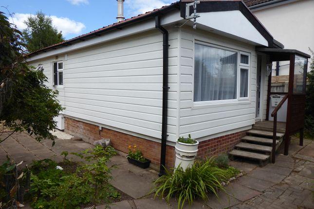 Thumbnail Mobile/park home for sale in Caravan Park, Station Road, Albrighton, Wolverhampton