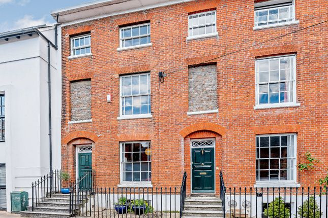 Thumbnail Terraced house for sale in Parchment Street, Winchester, Hampshire