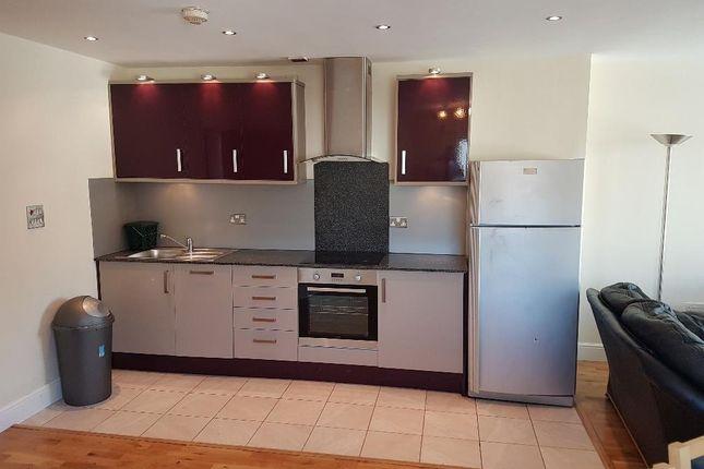 Kitchen of Altolusso, Bute Terrace, Cardiff CF10